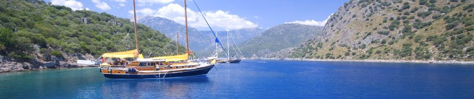 Turkey and the Greek Islands by Private Yacht